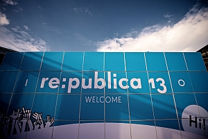 Foto: Georg Fischer / re:publica / flickr / CC-BY
